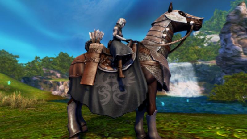 Şövalye Klanının Savaş Atı